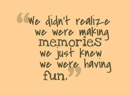 Summer fun quote.