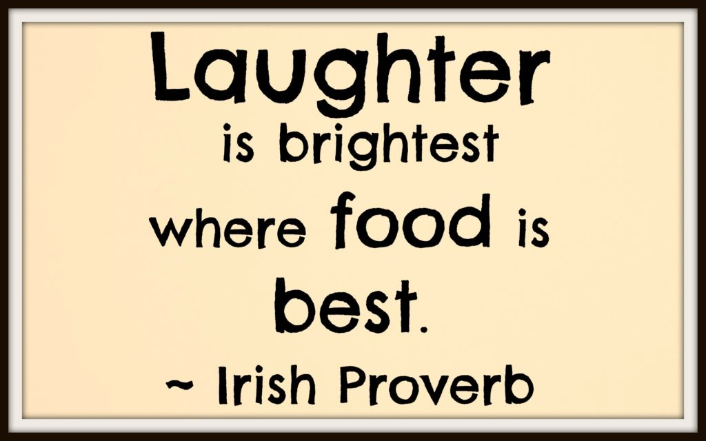 Best Food quote.