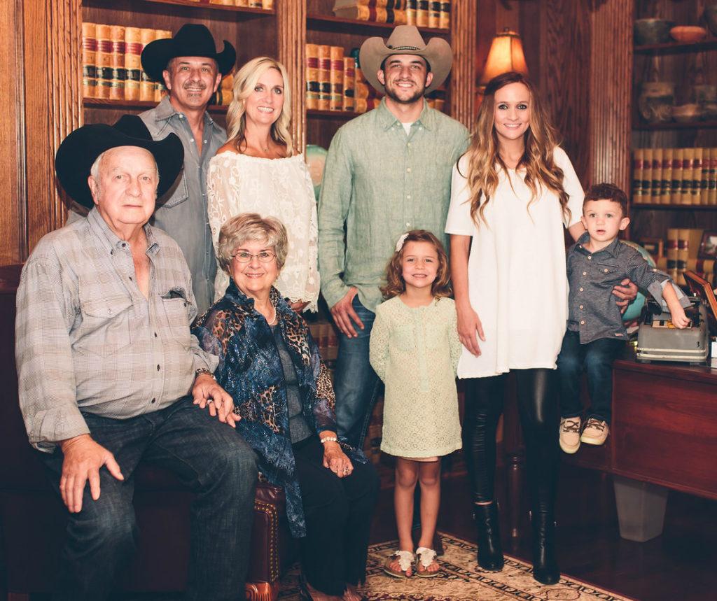 Shoults family of Bear Creek Smokehouse.