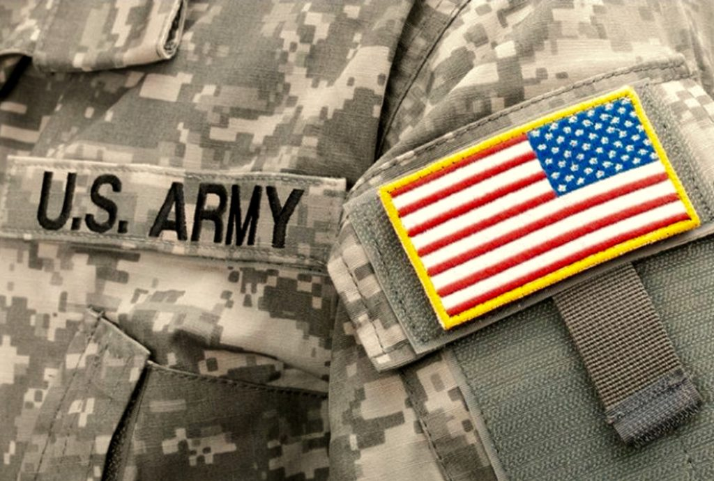 I Am A Proud American! Brave Military!