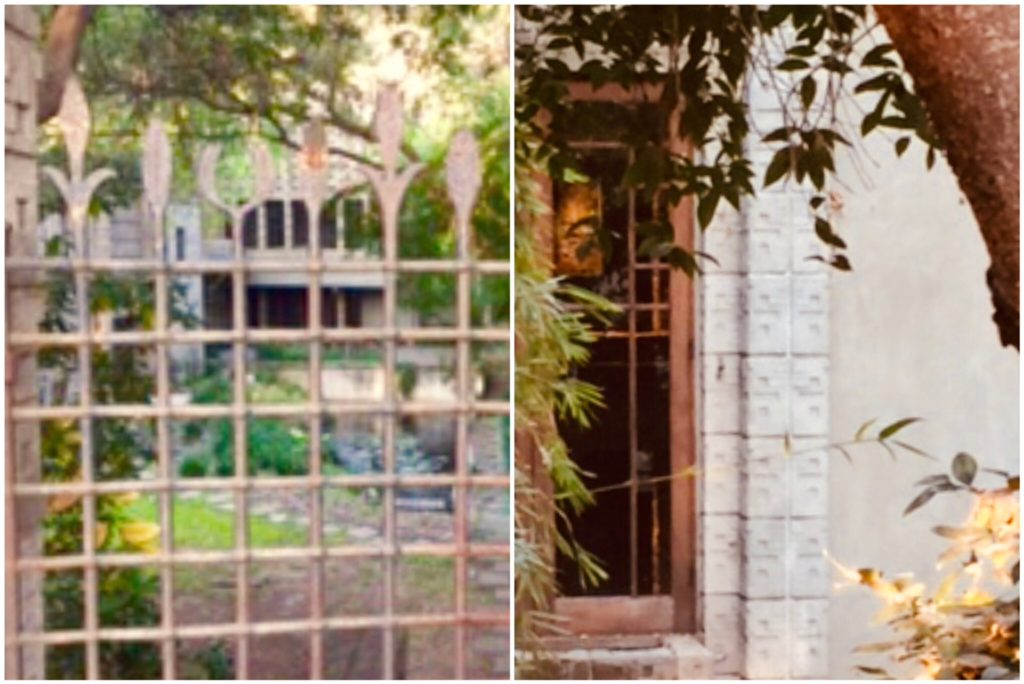Live Curious! The Millard House by Frank Lloyd Wright.