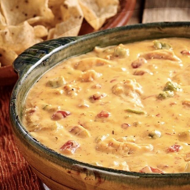 Chili's Copycat Queso Dip!
