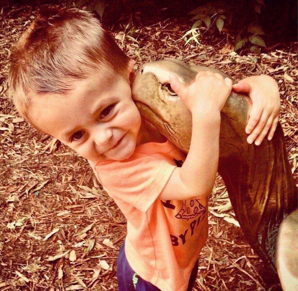 The Tahnk You Season! Teaching children gratitude.