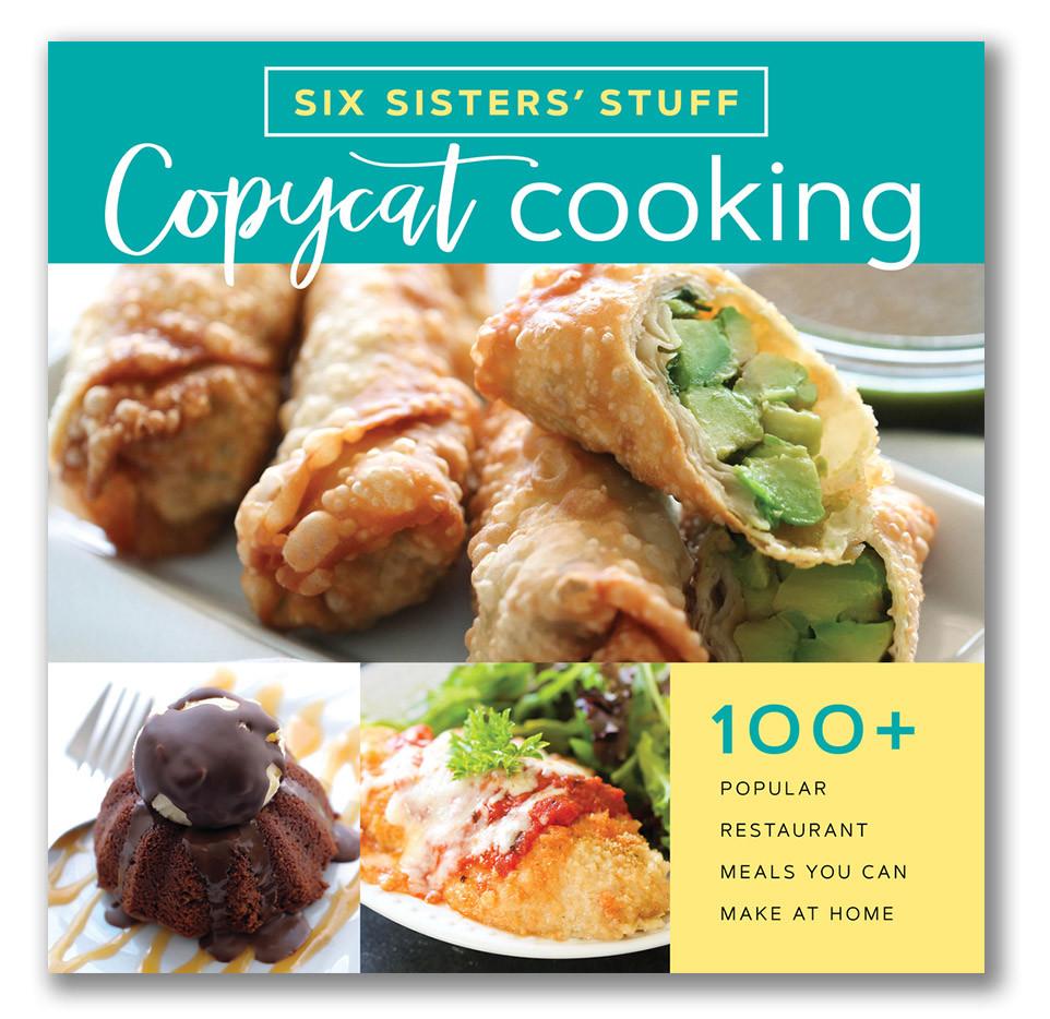 The Cookbook Challenge! Copycat Cooking!